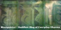 Moonpointer Buddhist blog