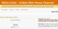 Sikhs India Online Sikh News Channel